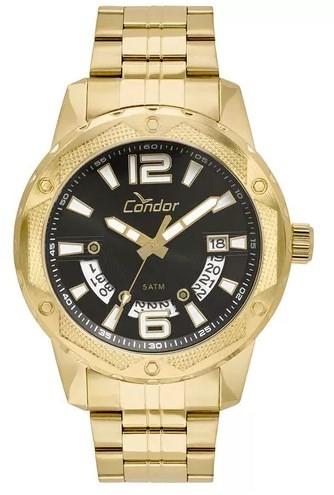 Relógio Condor Masculino - CO2415BL/4P  - Dumont Online - Joias e Relógios