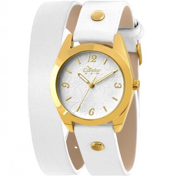 Relógio Condor Feminino - COAL2035HS/2B  - Dumont Online - Joias e Relógios