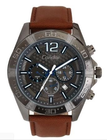 Relógio Condor Masculino - COVD33AS/2P  - Dumont Online - Joias e Relógios