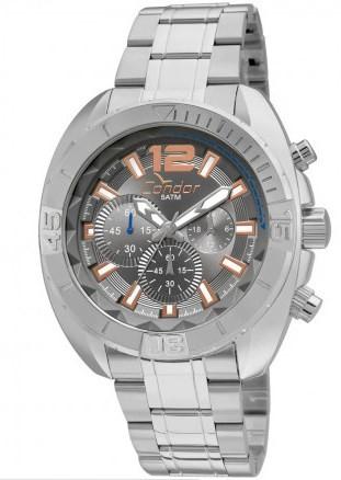Relógio Condor Masculino Envolvente - COVD54AO/3C  - Dumont Online - Joias e Relógios