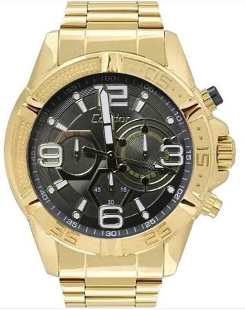 Relógio Condor Masculino - COVD54AU/4C  - Dumont Online - Joias e Relógios