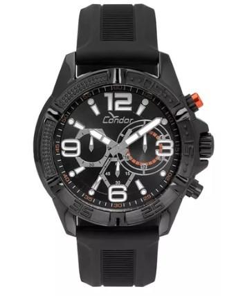 Relógio Condor Masculino - COVD54AVUL/8P  - Dumont Online - Joias e Relógios