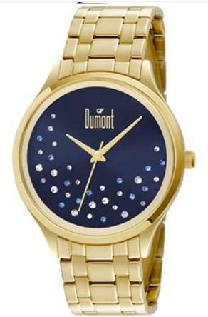 Relógio Dumont Feminino - DU2036LST/4A  - Dumont Online - Joias e Relógios