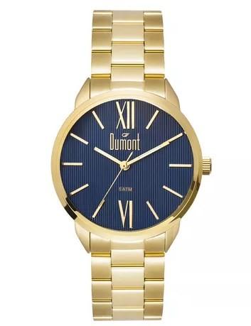 Relógio Dumont Feminino - DU2036MFG/4A  - Dumont Online - Joias e Relógios
