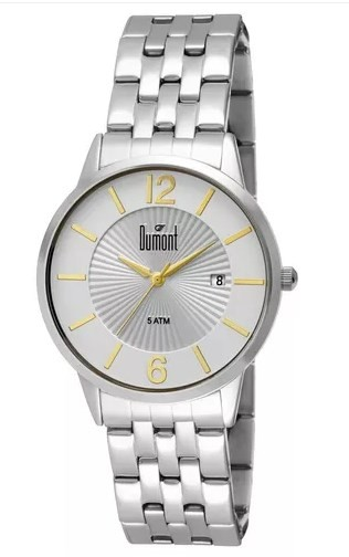 Relógio Dumont Feminino - DU2115AN/3K  - Dumont Online - Joias e Relógios