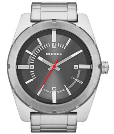 Relógio Diesel Masculino - DZ1595/1CN  - Dumont Online - Joias e Relógios