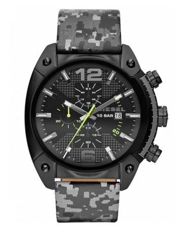 Relógio Diesel Masculino - DZ4324/0PN  - Dumont Online - Joias e Relógios