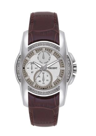 Relógio Orient Feminino - FBSCM001  - Dumont Online - Joias e Relógios