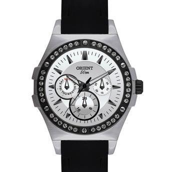 Relógio Orient Feminino - FBSPM003 S1PX  - Dumont Online - Joias e Relógios