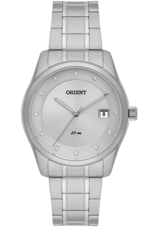 Relógio Orient Feminino - FBSS1108 S1SX  - Dumont Online - Joias e Relógios