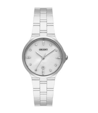 Relógio Orient Feminino - FBSS1119  - Dumont Online - Joias e Relógios