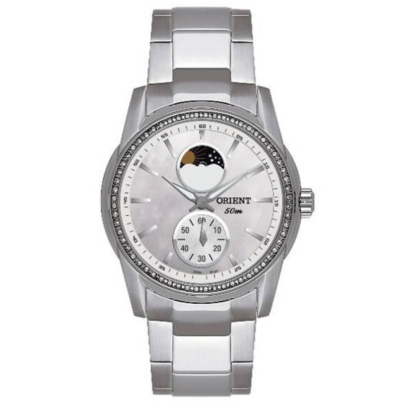 Relógio Orient Feminino - FBSSM014 S1SX  - Dumont Online - Joias e Relógios