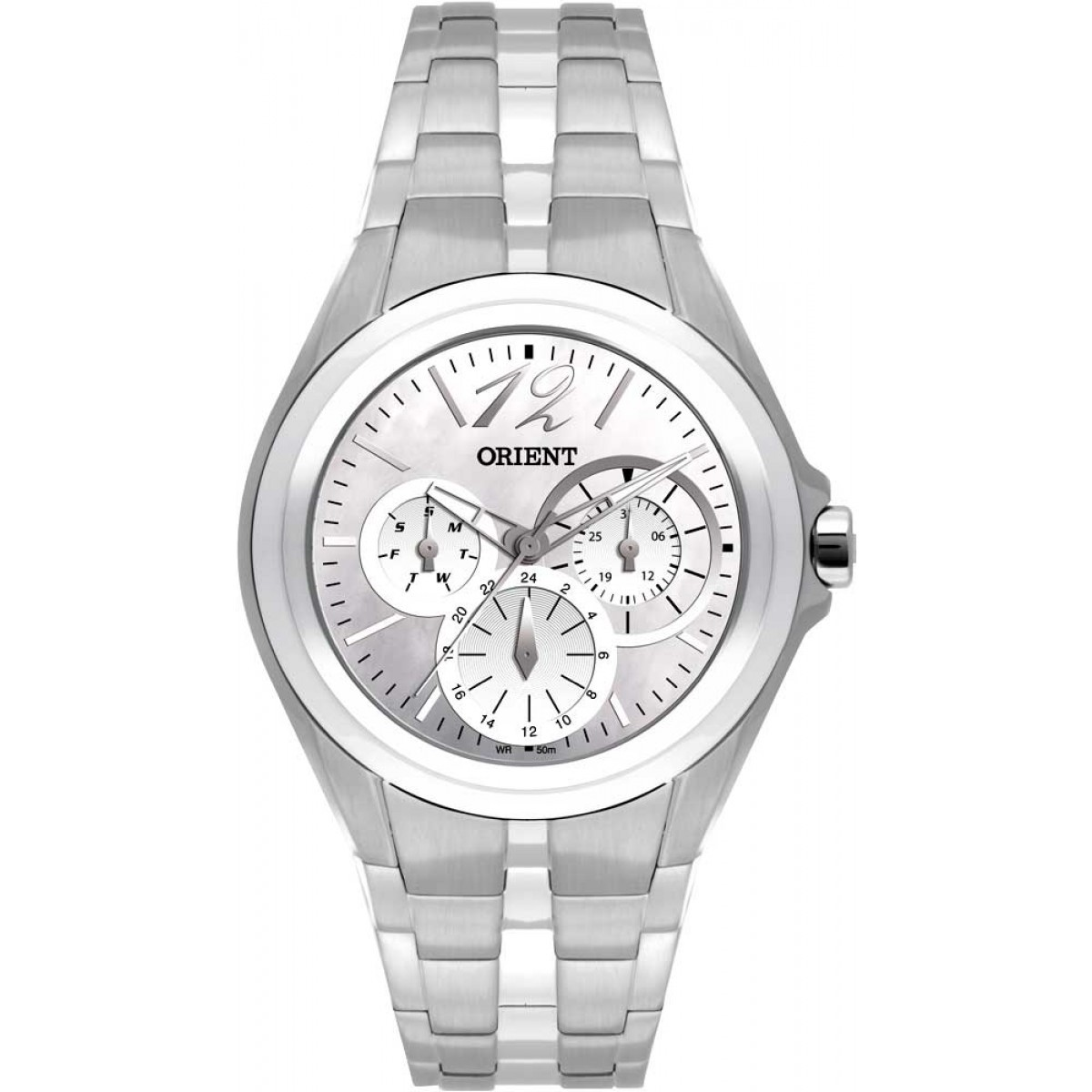 Relógio Orient Feminino - FBSSM018 B2SX  - Dumont Online - Joias e Relógios