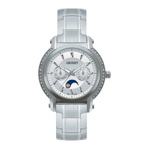 Relógio Orient Feminino - FBSSM025 S1SX  - Dumont Online - Joias e Relógios