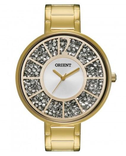 Relógio Orient Feminino - FGSS0033 S2KX  - Dumont Online - Joias e Relógios