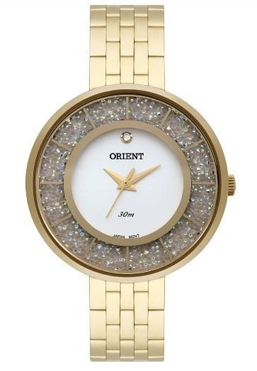 Relógio Orient Feminino - FGSS0055 S1KX  - Dumont Online - Joias e Relógios