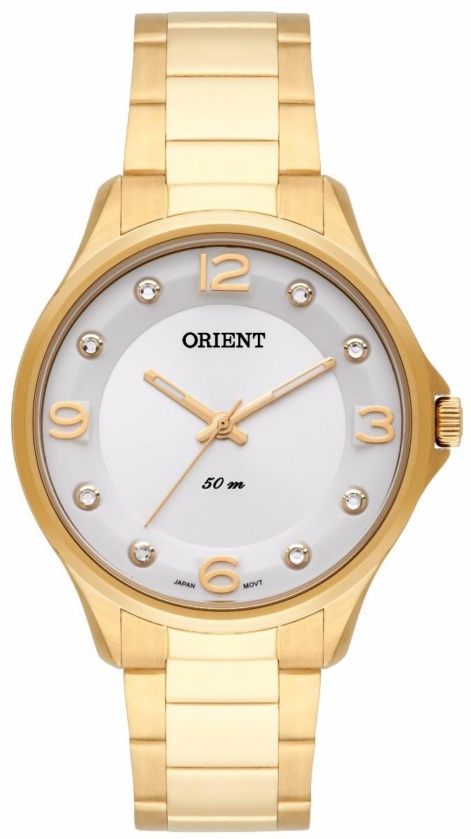 Relógio Orient Feminino - FGSS0069 S2KX  - Dumont Online - Joias e Relógios