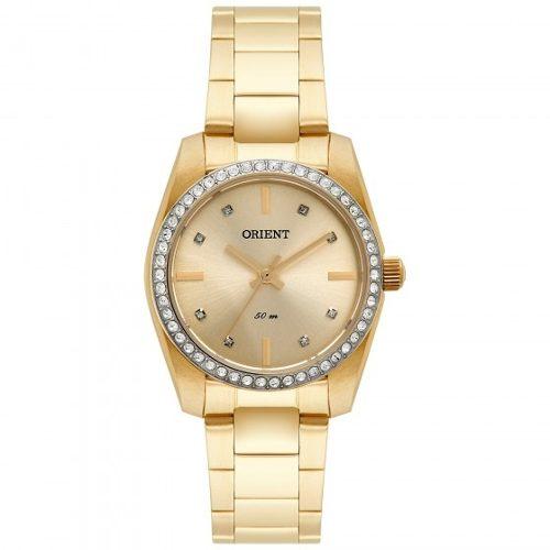 Relógio Orient Feminino - FGSS0078 C1KX  - Dumont Online - Joias e Relógios