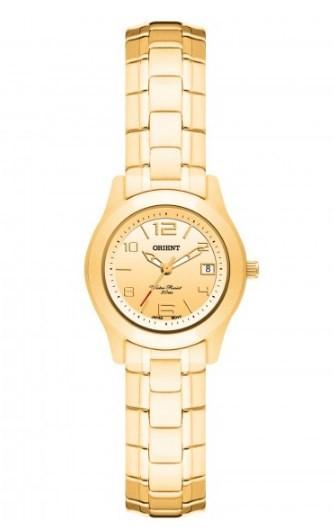 Relógio Orient Feminino - FGSS1025 C2KX  - Dumont Online - Joias e Relógios