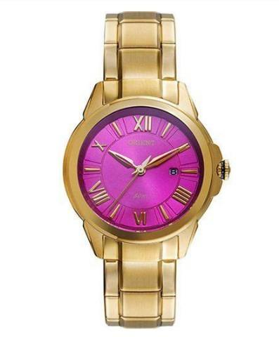 Relógio Orient Feminino - FGSS1100 R3KX  - Dumont Online - Joias e Relógios