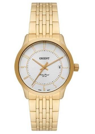Relógio Orient Feminino - FGSS1109 S2KX  - Dumont Online - Joias e Relógios