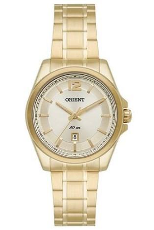 Relógio Orient Feminino - FGSS1116 C2KX  - Dumont Online - Joias e Relógios