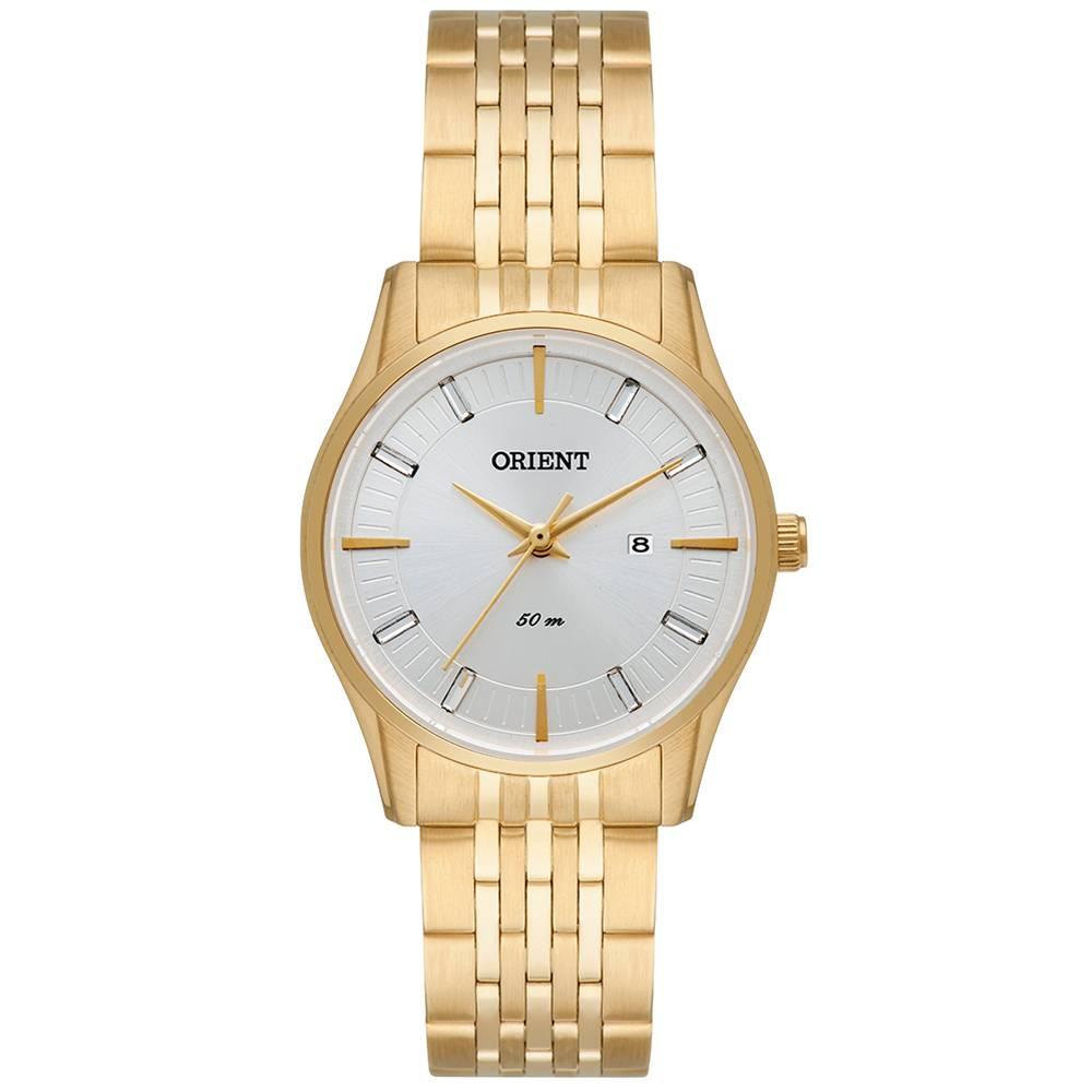 Relógio Orient Feminino - FGSS1118 S1KX  - Dumont Online - Joias e Relógios