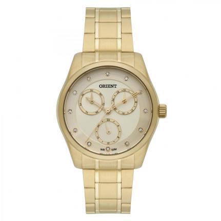 Relógio Orient Feminino - FGSSM049 C1KX  - Dumont Online - Joias e Relógios