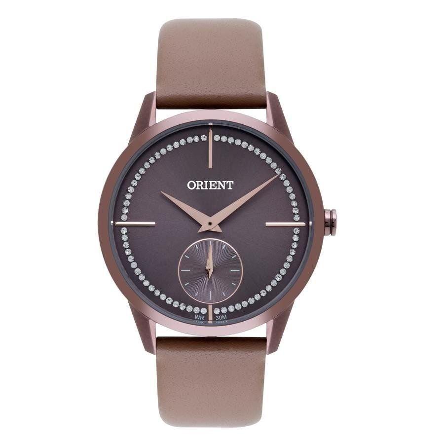 Relógio Orient Feminino - FMSC0001 N1MX  - Dumont Online - Joias e Relógios