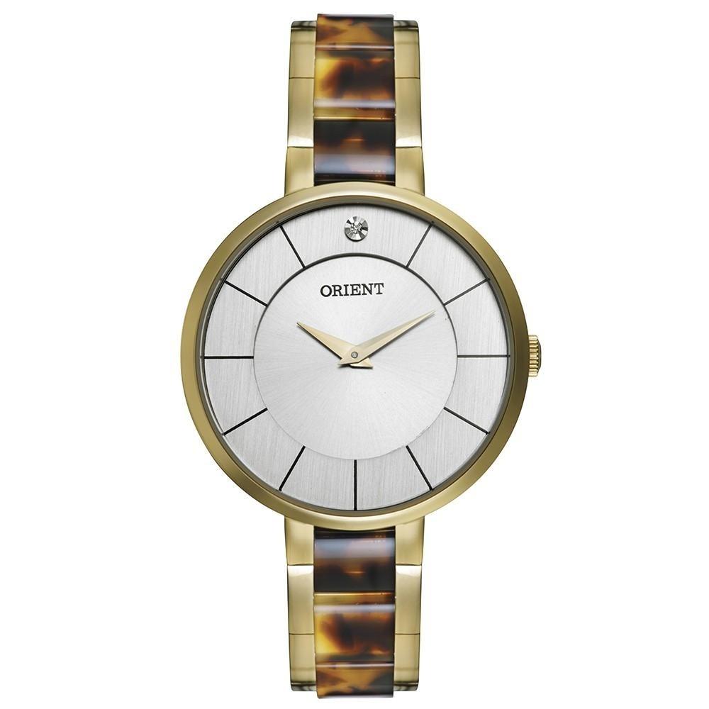 Relógio Orient Feminino - FTSS0032 S1KM  - Dumont Online - Joias e Relógios