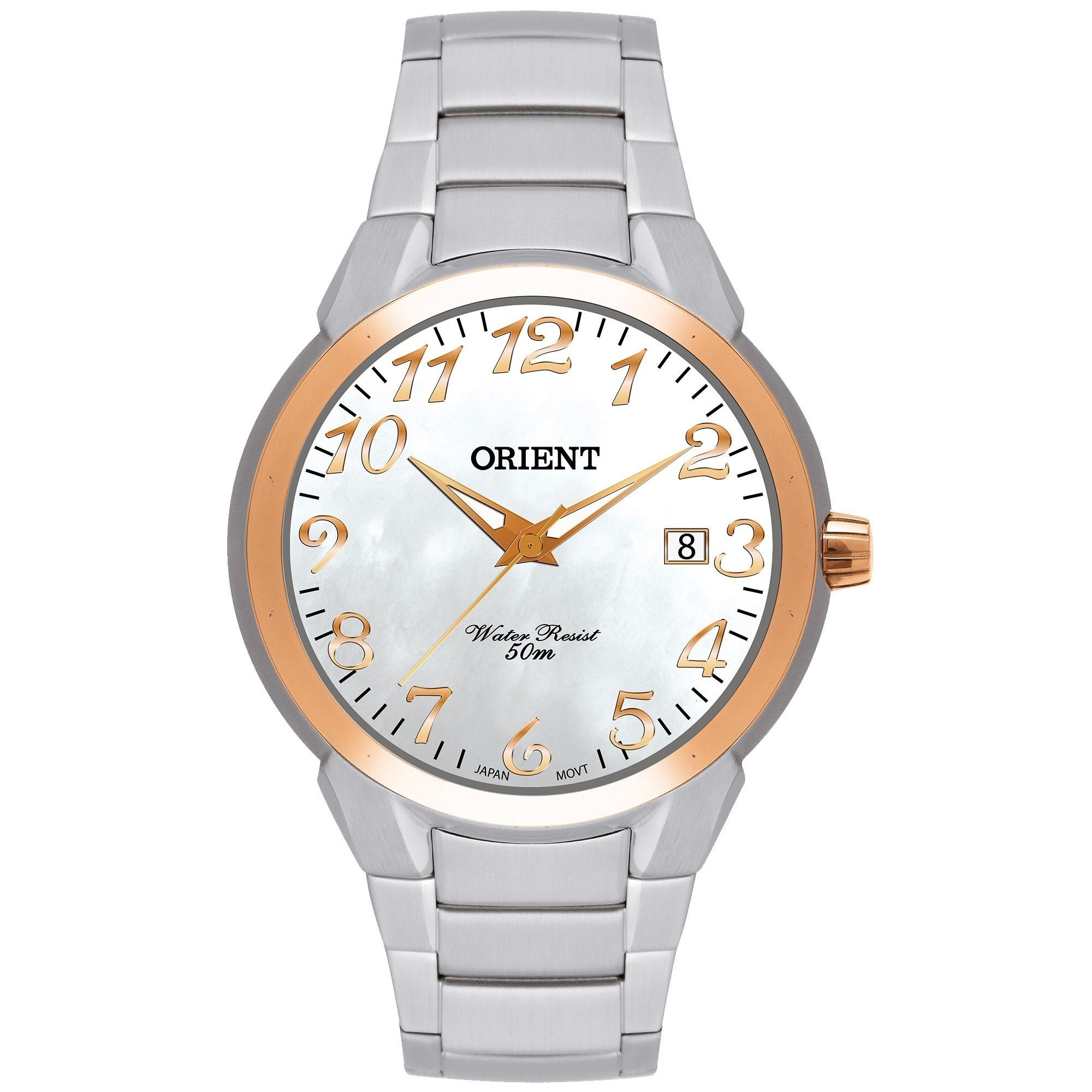 Relógio Orient Feminino - FTSS1065 B2SX  - Dumont Online - Joias e Relógios