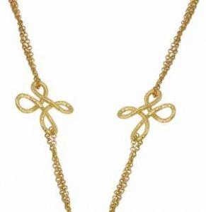 Gargantilha de Ouro Amarelo  - Dumont Online - Joias e Relógios