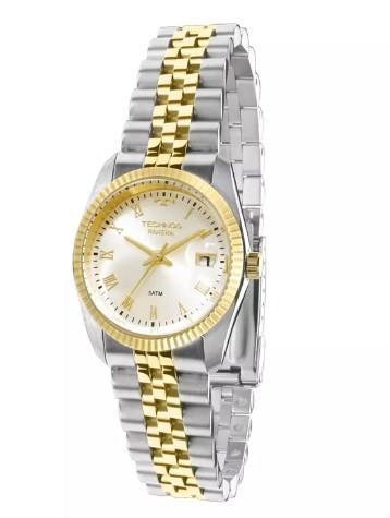 Relógio Technos Feminino - GL10HZ/1K  - Dumont Online - Joias e Relógios