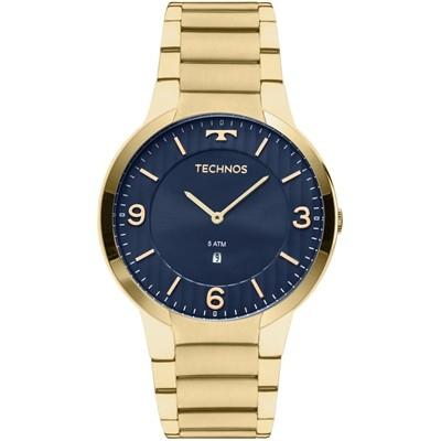 Relógio Technos Slim Masculino - GL15AN/4A  - Dumont Online - Joias e Relógios