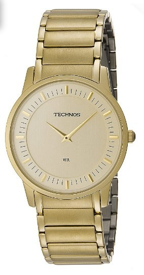 Relógio Technos Masculino - GL20AQ/4X  - Dumont Online - Joias e Relógios