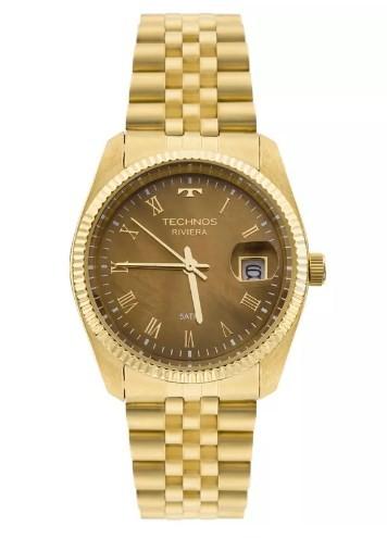 Relógio Technos Feminino - GM10YA/4M  - Dumont Online - Joias e Relógios