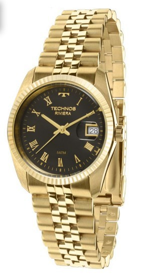 Relógio Technos Feminino - GM10YA/4P  - Dumont Online - Joias e Relógios