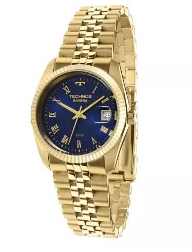 Relógio Technos Feminino - GM10YC/4A  - Dumont Online - Joias e Relógios