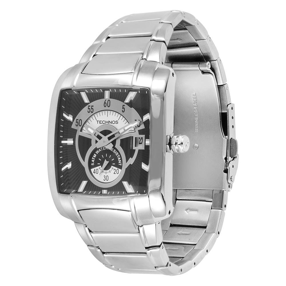 Relógio Technos Masculino - GP11AC/1P  - Dumont Online - Joias e Relógios