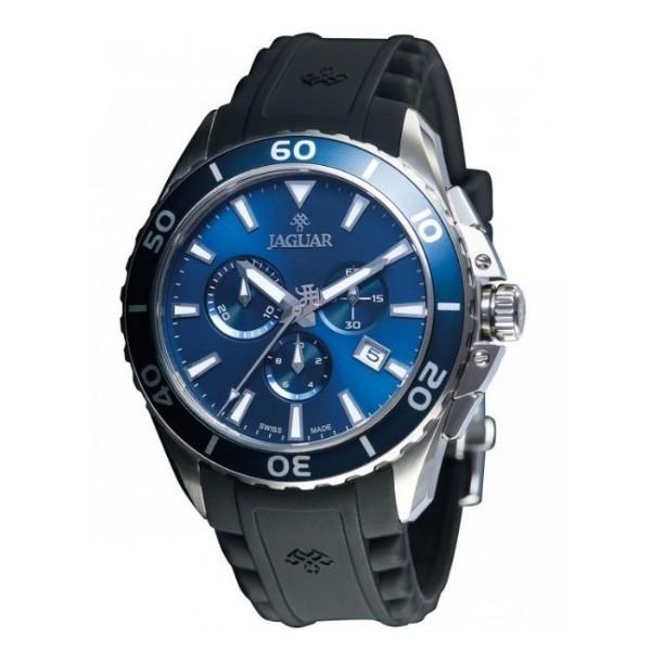 Relógio Jaguar Masculino - J01CASP02 D1PX  - Dumont Online - Joias e Relógios