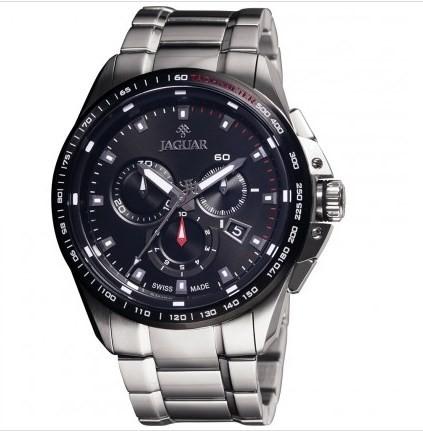 Relógio Jaguar Masculino - J01CASS01 P1SX  - Dumont Online - Joias e Relógios