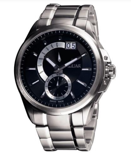 Relógio Jaguar Masculino - J01MBSS01 P1SX  - Dumont Online - Joias e Relógios