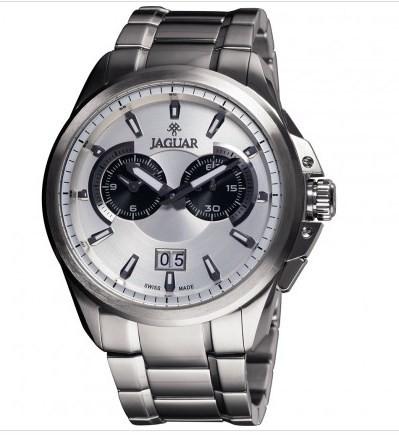 Relógio Jaguar Masculino - J01YASS01 S1SX  - Dumont Online - Joias e Relógios