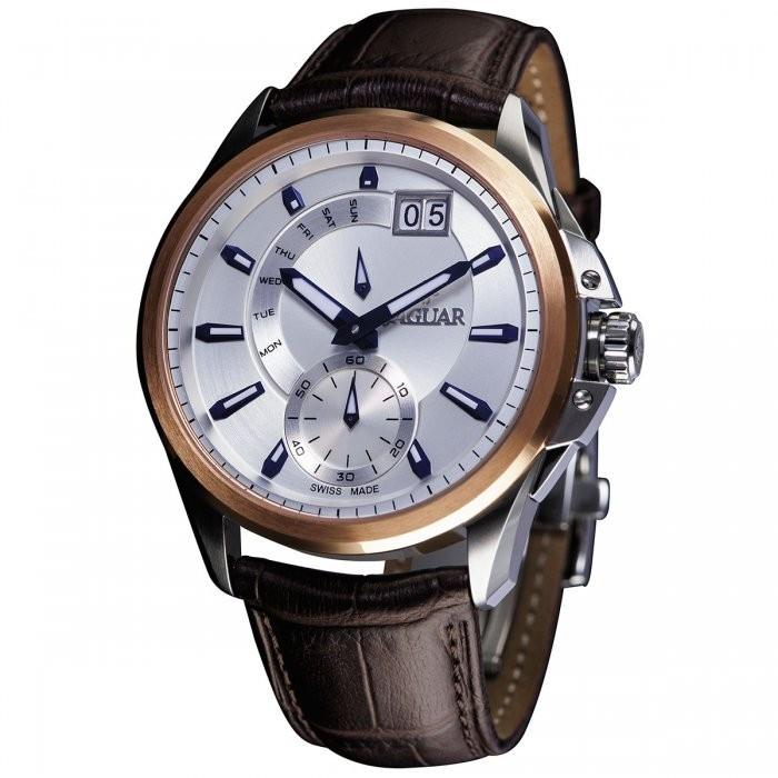 Relógio Jaguar Masculino - J020AGL02 S1MX  - Dumont Online - Joias e Relógios