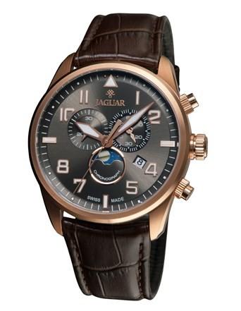 Relógio Jaguar Masculino - J03CBML01  - Dumont Online - Joias e Relógios