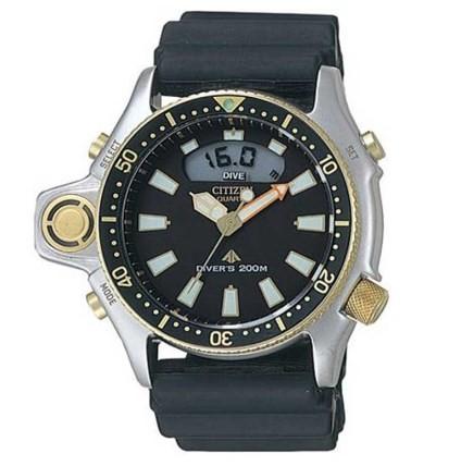 Relógio Citizen Aqualand - JP200407E  - Dumont Online - Joias e Relógios