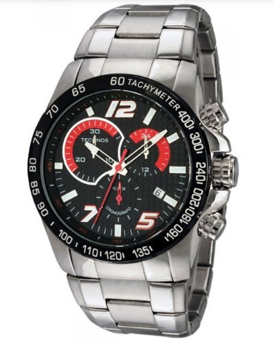 5f4f39da1cf Relógio Technos Masculino - JS05AF 1P - Dumont Online - Joias e Relógios