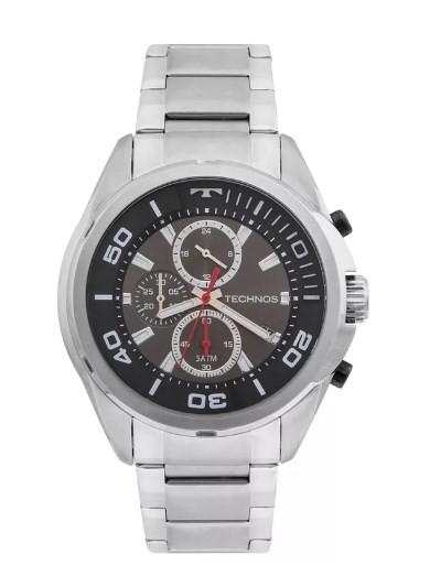 Relógio Technos Masculino - JS15EN/1C  - Dumont Online - Joias e Relógios