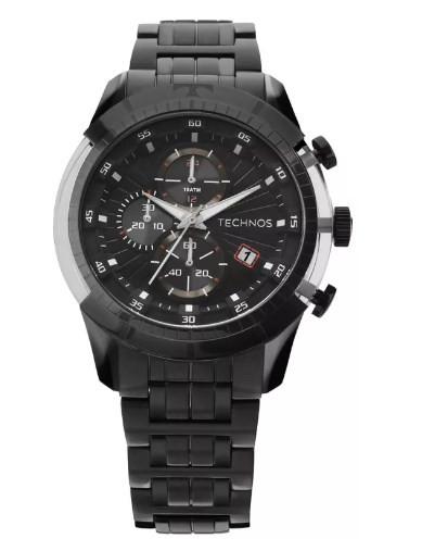 Relógio Technos Masculino - JS15EQ/4P  - Dumont Online - Joias e Relógios