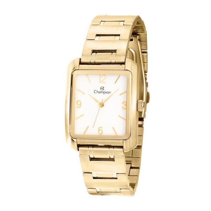 2ba2c39f076 Kit Relógio Feminino Champion - CH22466W - Dumont Online - Joias e Relógios
